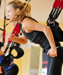 Bungee-Fitness-Trendsportart